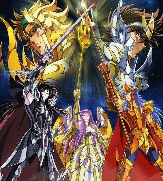 Hades, Athena & Poseidon