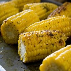 Recipe: Grilled Mexican-Style Corn on the Cob: American Cookout, 4Th Recipes, Grilled Mexicanstyl, Summer Cookout Food, Grilled Mexicans Styl, Cookout Corn, Google Search, Mexicanstyl Corn, Grilled Corn