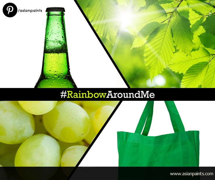 DAY 4: Today's colour is 'GREEN'! Look for anything green and interesting and pin it to your #RainbowAroundMe board on Pinterest. Hurry, get pinning! Rs.1000* voucher up for grabs!