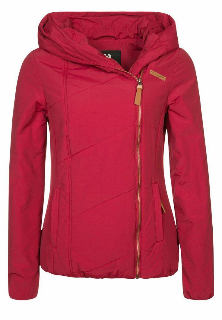 LOVE this jacket!  Ragwear - FLASHY - Jacket - red chili