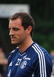 Christoph Metzelder - Spieler bei Schalke 04 + BVB 09 - deutscher Nationalspieler