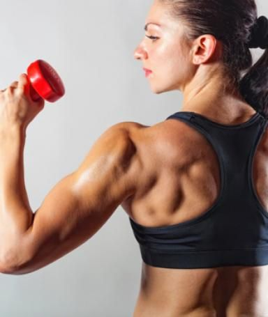 Home Workout Routines: Exercises for How to Get Rid of Back Fat - Shape Magazine