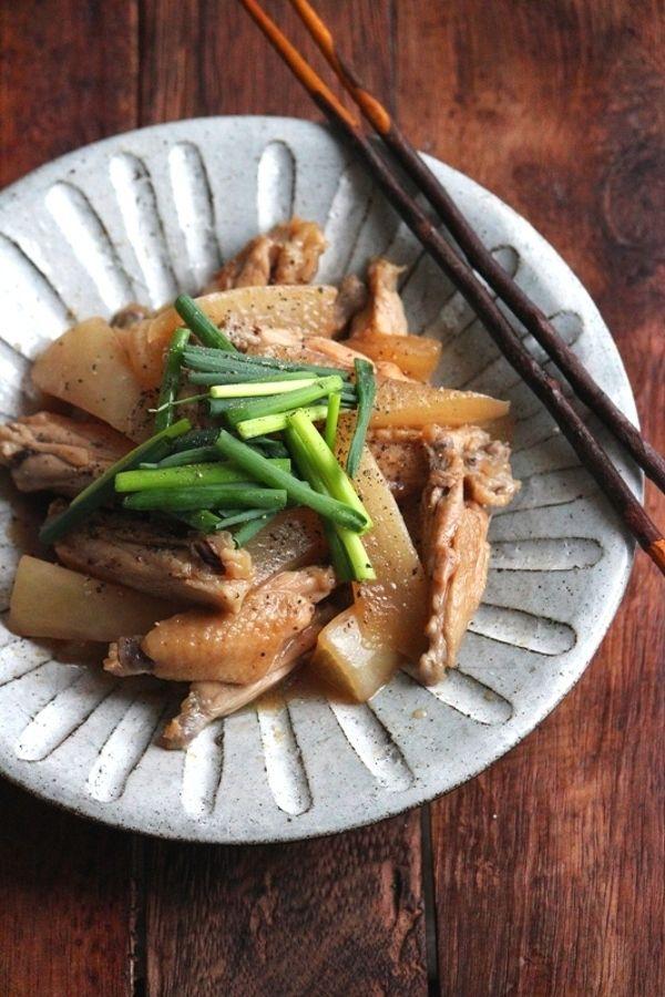 鶏手羽と大根の中華煮込み。 by 栁川かおり | レシピサイト「Nadia ...