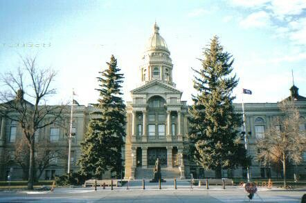 Wyoming, Cheyenne, WY - November, 2002