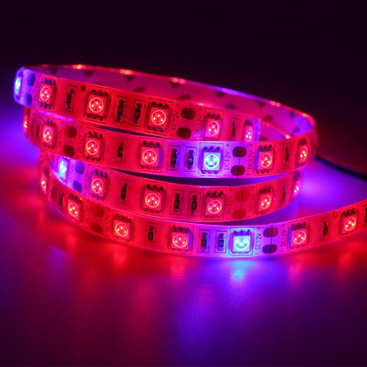 $2.03 (Buy here: https://alitems.com/g/1e8d114494ebda23ff8b16525dc3e8/?i=5&ulp=https%3A%2F%2Fwww.aliexpress.com%2Fitem%2Fwaterproof-60led-m-5050-Grow-LED-Flexible-Strip-Light-5-1-5-Red-1-Blue-Full%2F32466177770.html ) 60led/m 5050 full spectrum led grow lights waterproof 5Red 1Blue aquarium led lighting Greenhouse Hydroponic Plant Growing Lamp for just $2.03