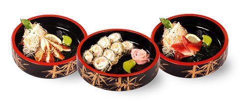 Sushi online bestellen