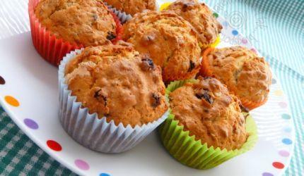 Müsli muffiny