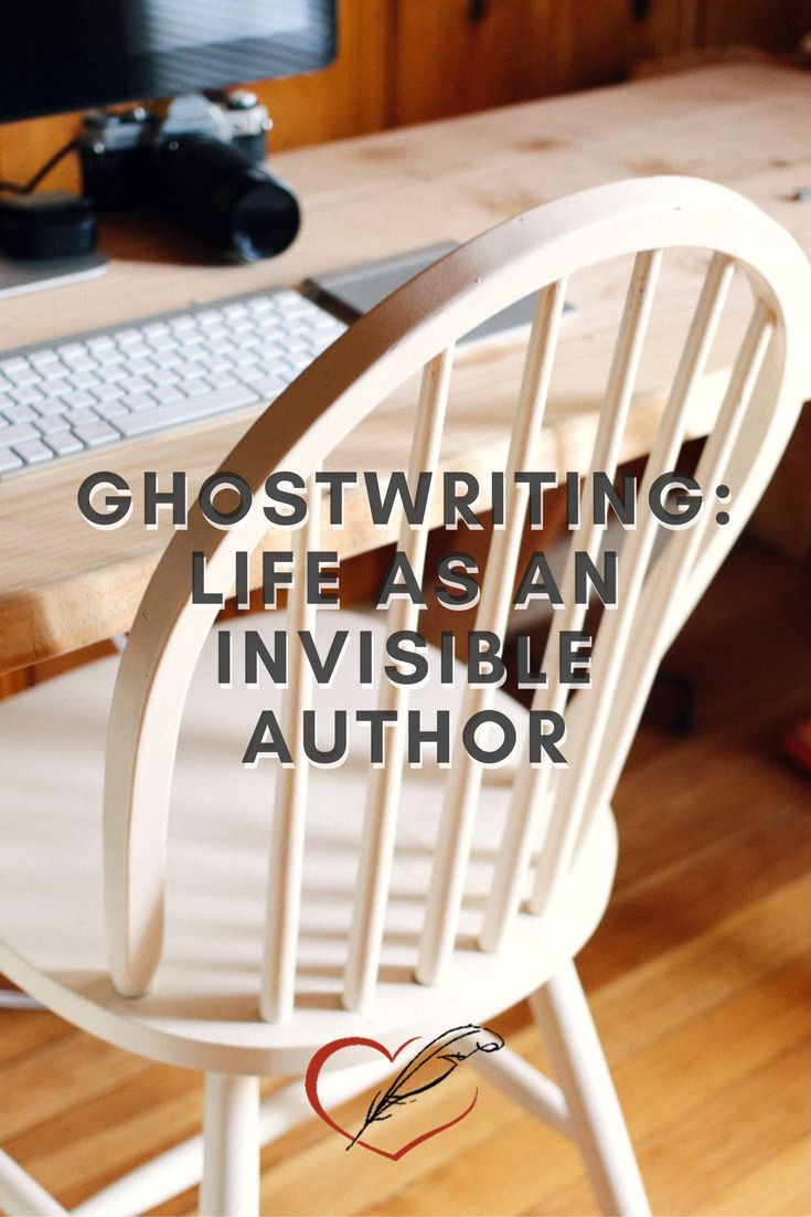 Have you been thinking of ghostwriting? Here is a list of pros and cons, and what you can expect. Find out more at my blog: http://theinvisibleauthor.com