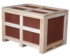 Compro casse di legno compensato per esportazione