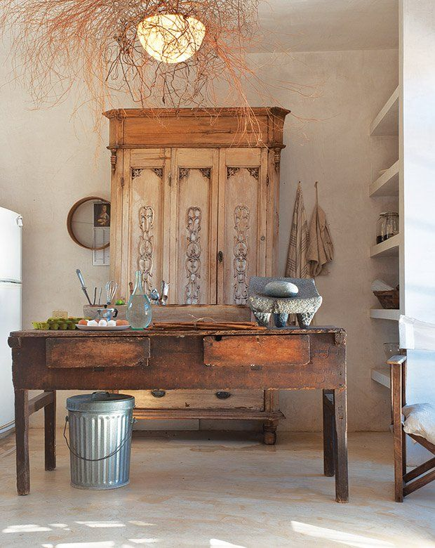 Delightful Get Exotic, South American Inspired Decorating Ideas From Artist Patricia  Larsenu0027s Serene Home Near