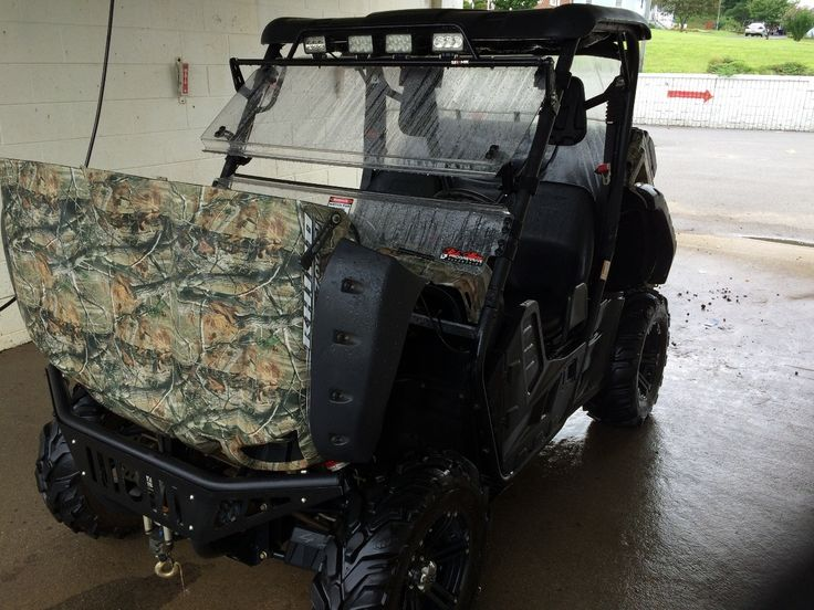 Used 2012 Yamaha RHINO 700 FI AUTO. 4X4 ATVs For Sale in West Virginia. 2012 Yamah Rhino 700. Excellent condition very dependable. Many extras including: roof, lightbar, windshields, toolbox, 4500# winch, SSV stereo, itp wheels and tires...