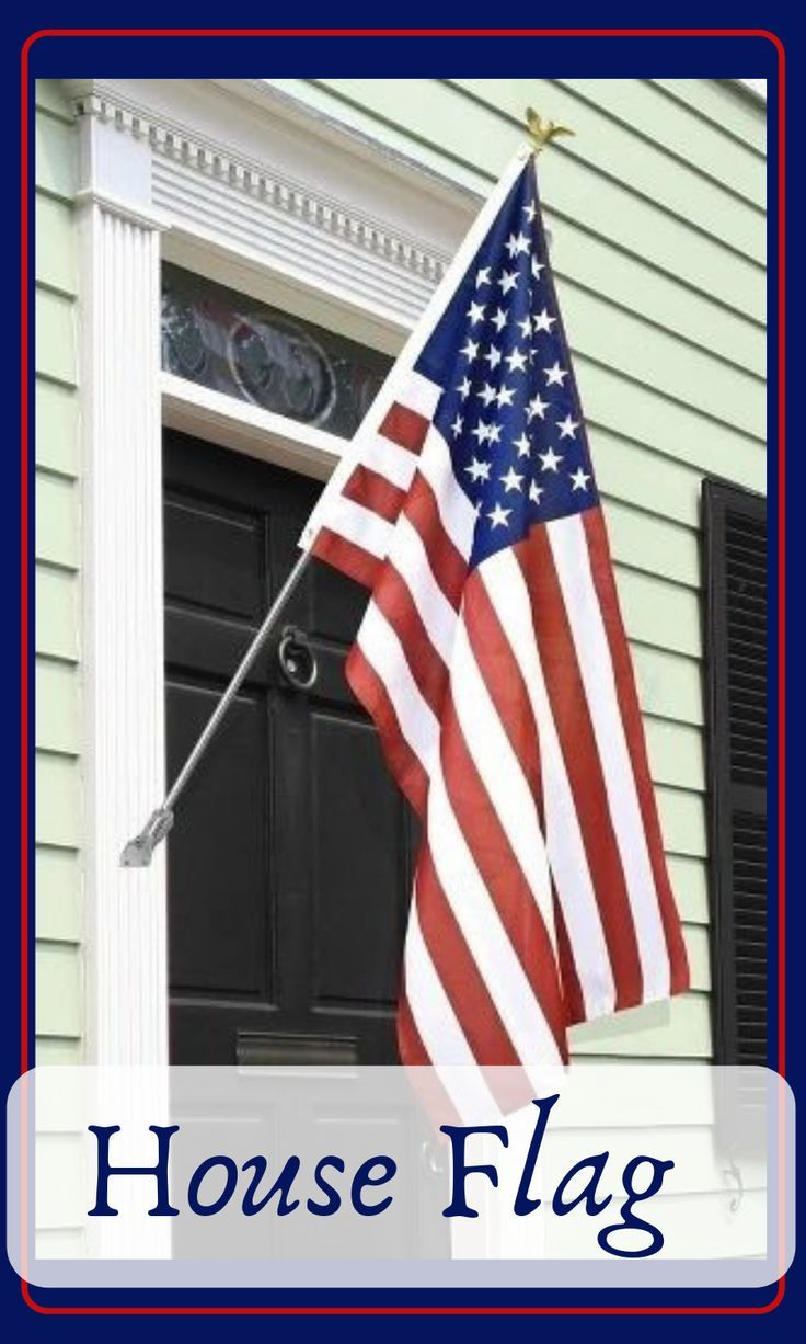 Whether You Display It Outside Your Home Or Office You Ll Love Showing Off Your Patriotism With This 3 X 5 4th Of July Americ Flag American Flag 4th Of July