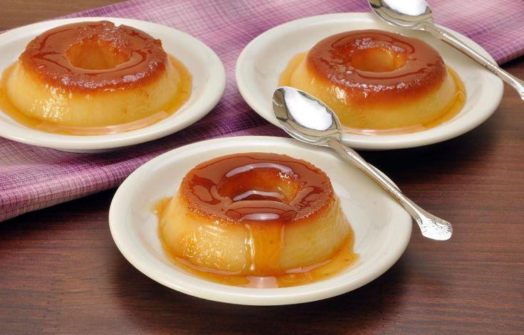 Clique e veja a receita de Minipudim de padaria! Também veja dicas de como fazer Minipudim de padaria com ingredientes deliciosos e se tornar um verdadeiro chef de cozinha!