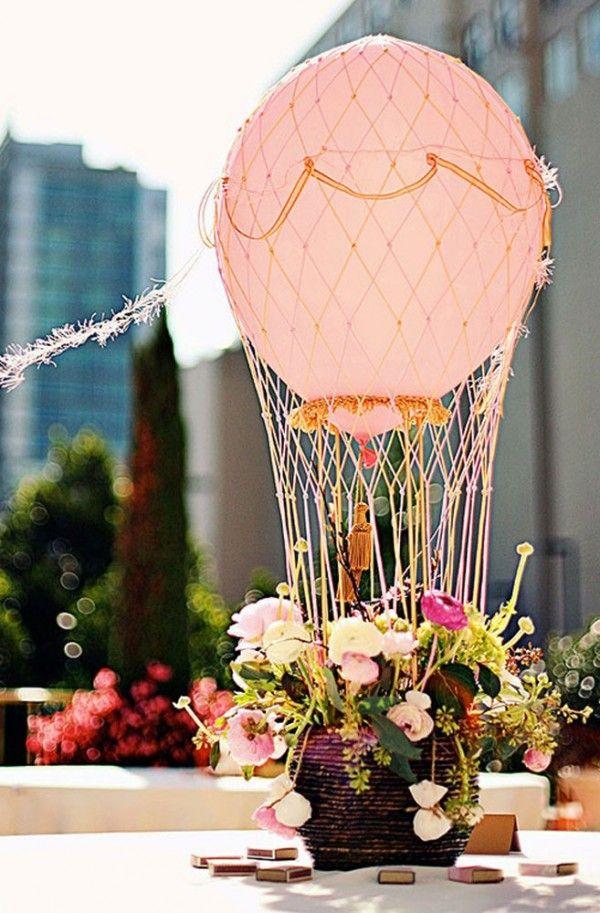 wedding balloon such a cute idea