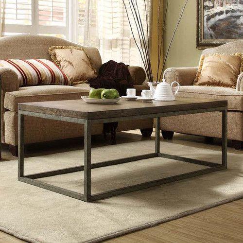 Kingstown Home Azteca Coffee Table On Wayfair $203