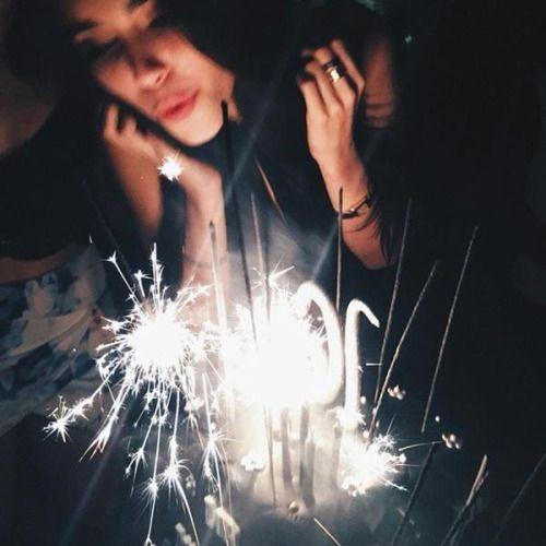 Madison on her birthday