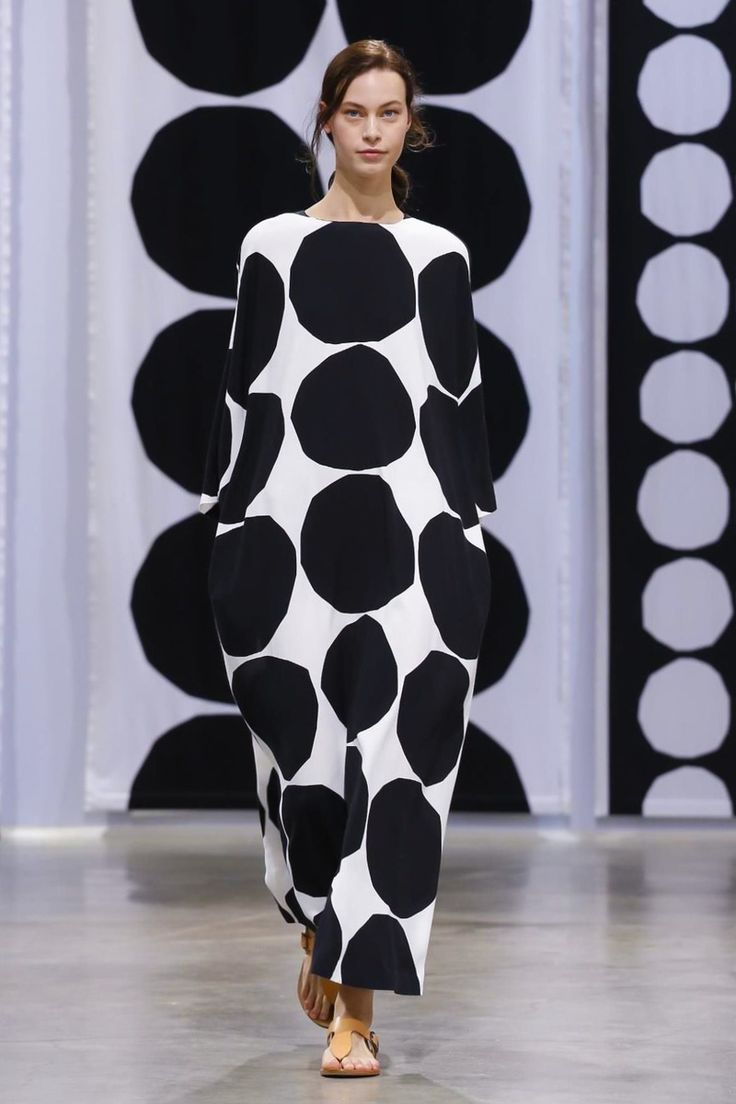 Marimekko Ready To Wear Spring Summer 2016 Paris - NOWFASHION