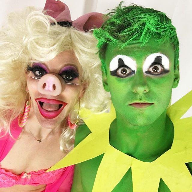 Best 25 Piggy Muppets Ideas On Pinterest: 1000+ Ideas About Miss Piggy Costume On Pinterest