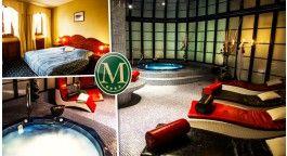 Dovolená pro dva ve welless hotelu Morris za skvělých 1690 Kč!