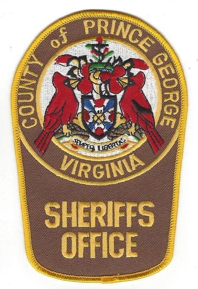 Prince George county Sheriff VA