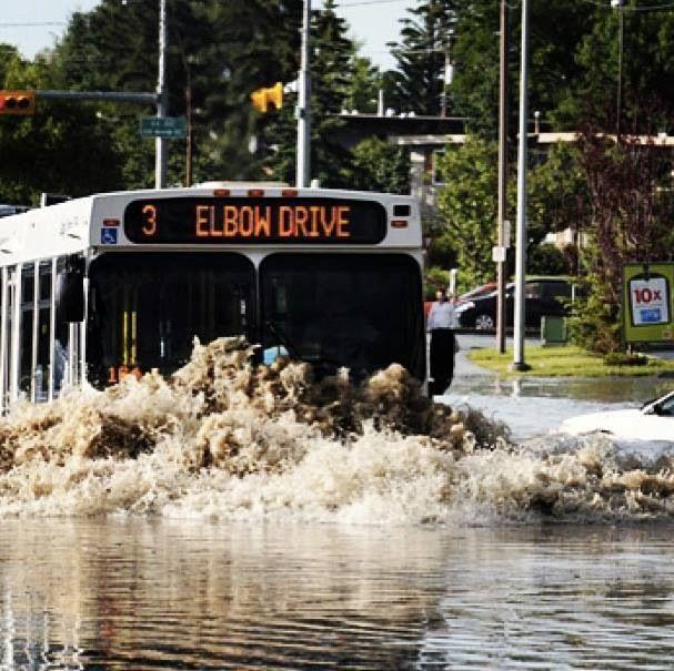 #Calgary #flood #Alberta #Canada #stateofemergency