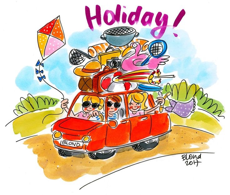 Holiday! By Blond-Amsterdam
