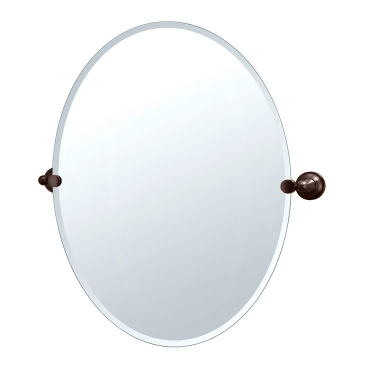 Shop Gatco Tiara Beveled Oval Bathroom Mirror at ATG Stores. Browse our bathroom mirrors, all with free shipping and best price guaranteed.