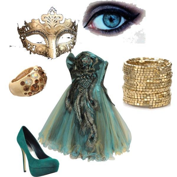 Masquerade Partay! Maybe something like this for Kora - WITH straps and NOT TOO SHORT!!!!!