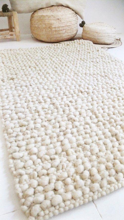 Image of Handwoven Wool Rug