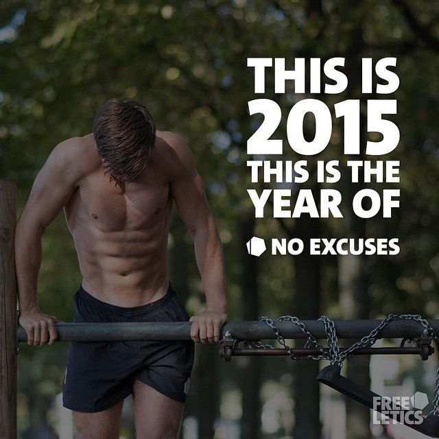 2015 starts today. There is no better day to start your journey. 2015 is the year of No Excuses. No more I can't. No more I won't. No more complaining and trying to find another excuse why you will not succeed. We want you to find 365 solutions instead of 365 excuses. ►►► www.frltcs.com/Athlete