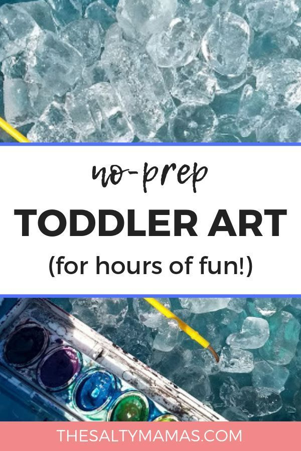 Kids Get Creative with Process Art for Toddlers