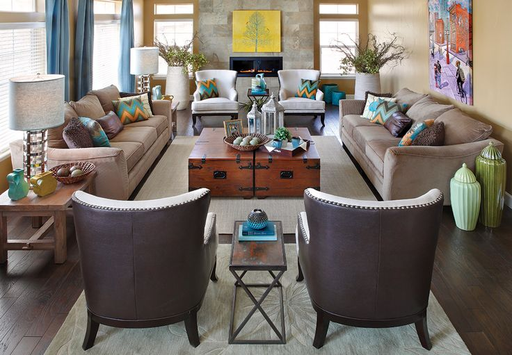 Tips for updating your living room arrangement living for Living room furniture arrangement examples