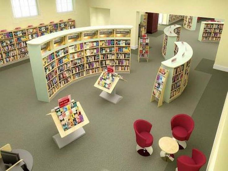 Library Modern   Cerca Con Google | Progetti Architettura | Pinterest |  Library Furniture And Interiors