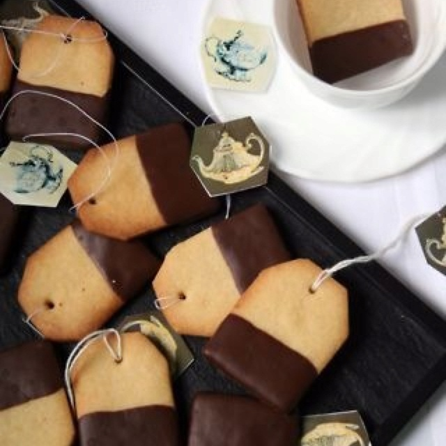 Kitchen tea cookies
