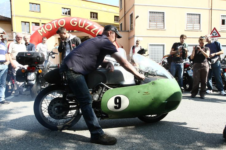 Moto Guzzi Open House 2013 - The real difference between Moto Guzzi followers and other #bikers are people: people like you. Take a look at this gallery of some of the #Guzzi bikers and their #motorbikes we met in Mandello at the #Moto Guzzi Open House. Discover more about #motoguzzi and share your #motoguzzipride!