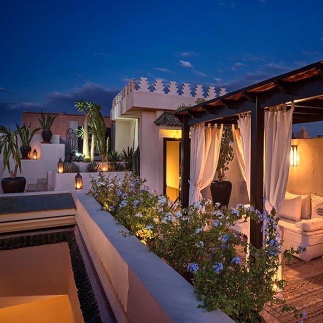 一度でいいから宿泊したい!モロッコの異国情緒溢れる宿「リヤド」5選 19枚目の画像