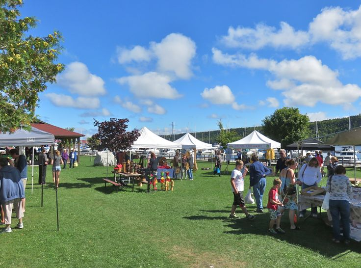 The Gore Bay Farmer's Market is open from May (long weekend) to Thanksgiving. Hours are 9 a.m. to 1 p.m.