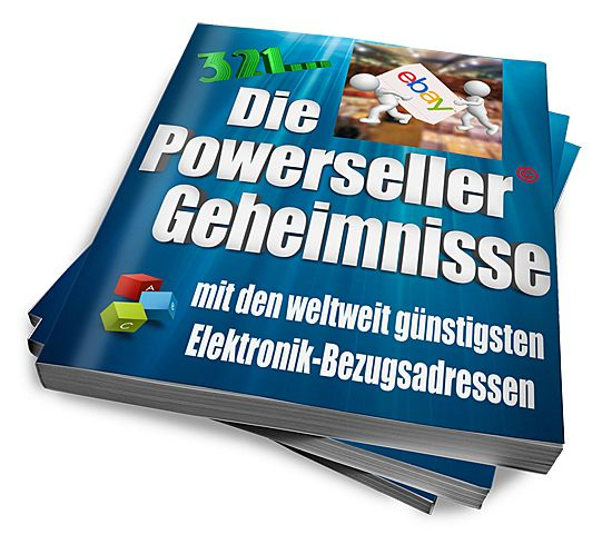 (1) Die ebay Powerseller-Geheimnisse | GRATIS Ebook - Gutscheine und Coupons - Ü50 Forum - Das Forum für alte Hasen