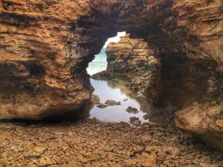 9 must do stops on The Great Ocean Road - The Grotto on The Great Ocean Road ⛰   Victoria, Australia, The Great Ocean Road, The Great Ocean Road Roadtrip, The Grotto