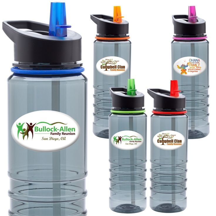 Family Reunion BPA Free 24oz Triton Water Bottle #familyreunion #reunion #souvenir