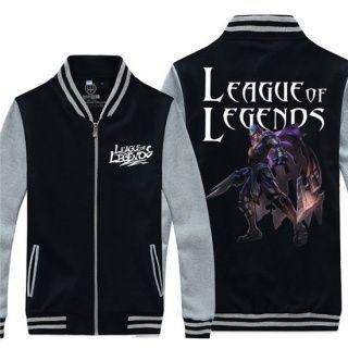 Printed Talon baseball uniform for youth League of Legends plus size sweatshirt