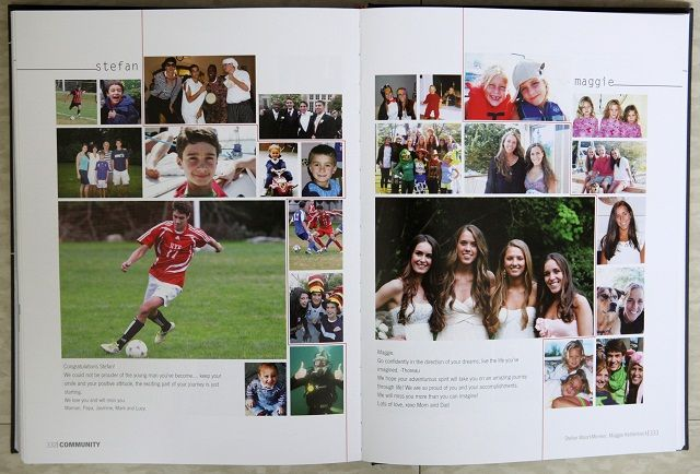 yearbook page template free - starting with the 2012 edition of the stagecoach rye high