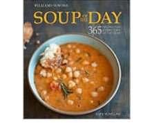 365 soup recipes, there is bound to be at least one you will like.: Worth Reading, Books Worth, Food, Soups Recipes, Williamssonoma, Williams Sonoma Soups, Kate Mcmillan, 365 Recipes, Cooking Books