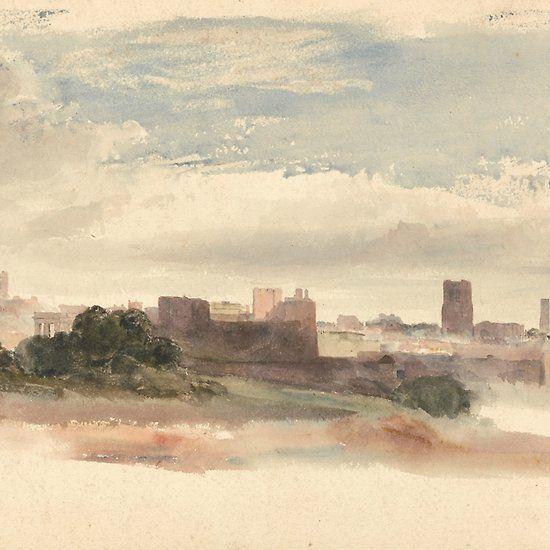 Chester By Peter De Wint Landscape Artist Landscape Artist