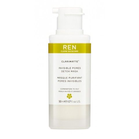 REN - Blandingshud - Clarimatte Invisible Pores Detox Mask
