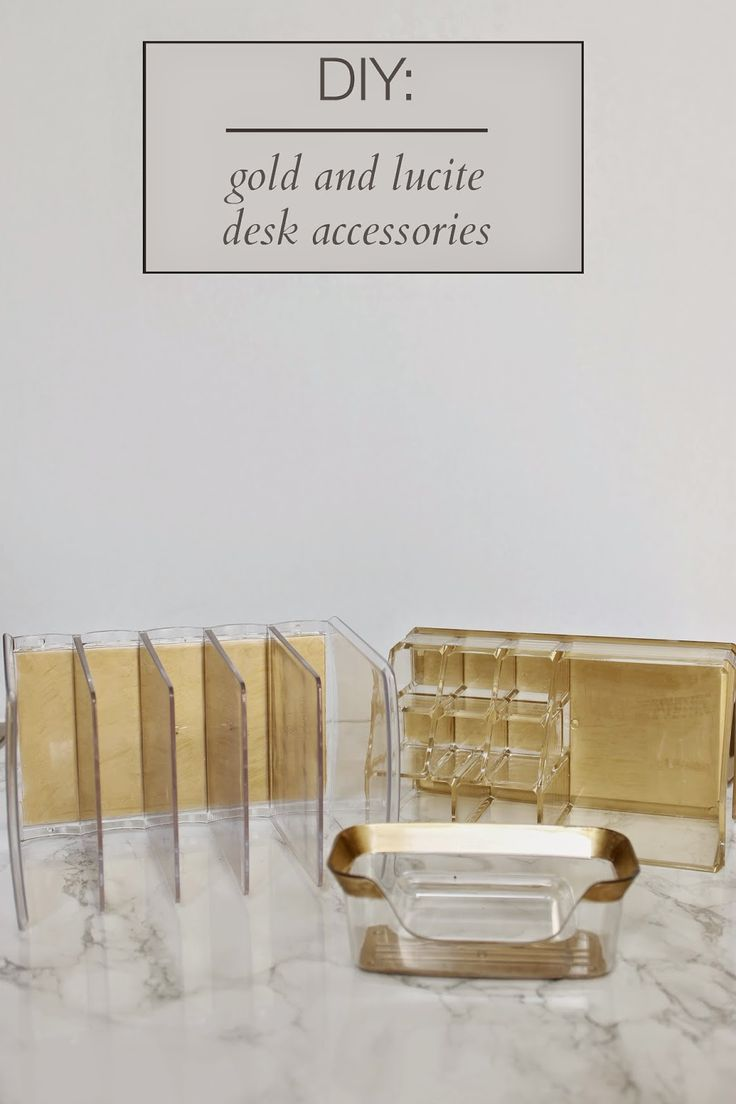 Lucite Desk Accessories - Home Office Furniture Sets Check more at http://michael-malarkey.com/lucite-desk-accessories/