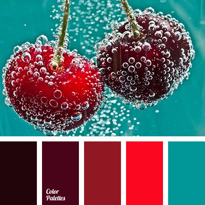 burgundy, burgundy color, cherry, color solution, color solution for house, contrasting combination, dark burgundy, dark cherry, emerald green, Red Color Palettes, scarlet, selection of color, selection of color for house.