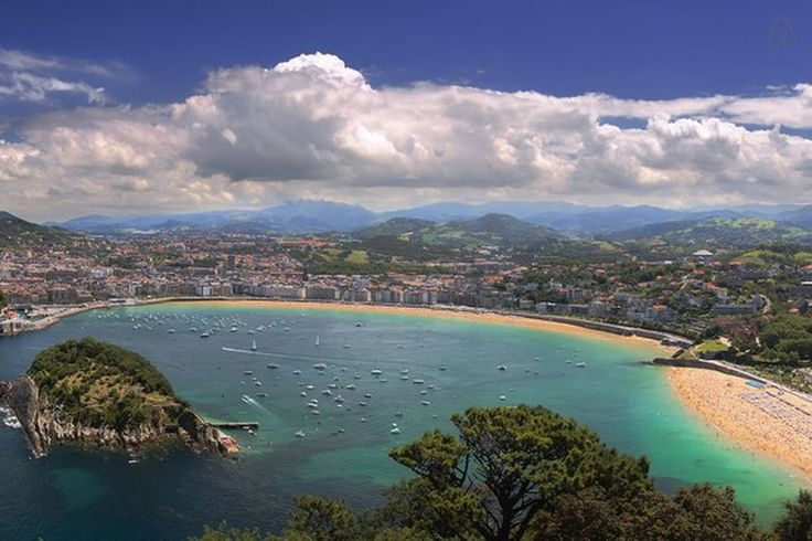 ZULOAGA APARTMENT, comfort & location (WIFI) SAN SEBASTIAN, BASQUE COUNTRY, SPAIN
