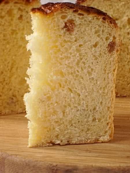 Пробный заварной кулич Russian Tradition - Easter sweet Bread !!!