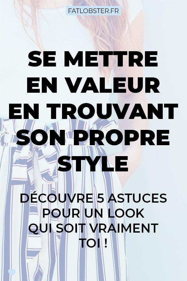 Comment Avoir Son Propre Style : comment, avoir, propre, style, Épinglé, Conseils, Style, Idées, Tableau, Collaboratif